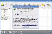Internet Download Manager v6.08 Build 3 Beta Rus + RePack + Portable