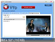 YTD YouTube Downloader 3.5 + Portable (2011/RUS)