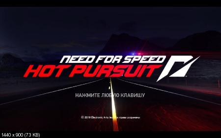 Need For Speed: Hot Pursuit v.1.05 + DLC (2010/RUS/RePack by R.G.Element Arts)