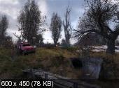 S.T.A.L.K.E.R. Тени Чернобыля Zaurus Mod's Edition (2011)