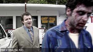 Тихая ночь зомби / Silent Night, Zombie Night (Шон Кэйн / Sean Cain) [2009, США, ужасы, DVDRip] VO ssvss (Стэн)