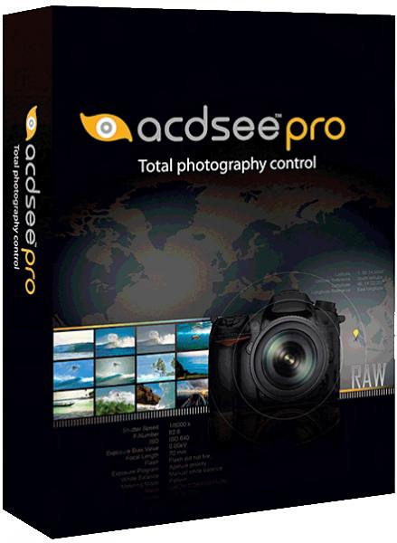 ACDSee Pro 5.1 Build 137 Final / RePack / Lite RePack / Portable / Unattended [2011, x86x64, ENGRUS]