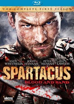 Спартак: Кровь и песок / Spartacus: Blood and Sand [Сезон: 1] (2010) BDRip 720p