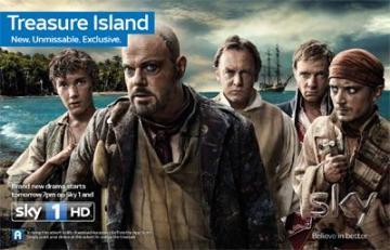 Остров сокровищ / Treasure Island / Часть 1-2(2) (2012) HDTV 720p