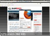 Blackbuntu Community Edition 0.3 VMWare [i686 + x86_64] (2хVMW образа)