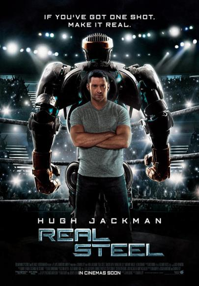 Real Steel (2011) BRRip XviD - StB