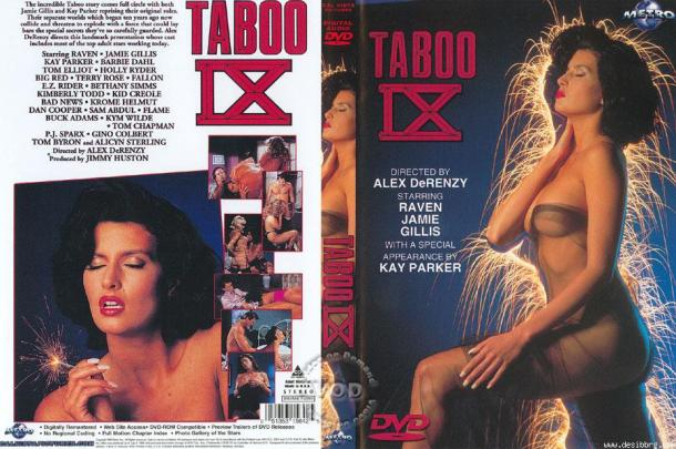 Kay Parker - Taboo 9 (1991)