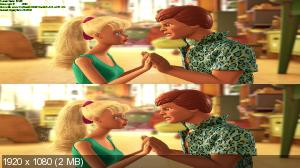 История игрушек: Большой побег  /Toy Story 3  Вертикальная анаморфная