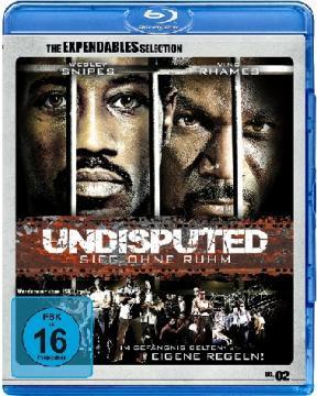 Неоспоримый / Обсуждению не подлежит / Undisputed (2002) BDRip 720p