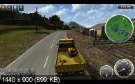 Baumaschinen-Simulator 2012 (PC/2011/DE)