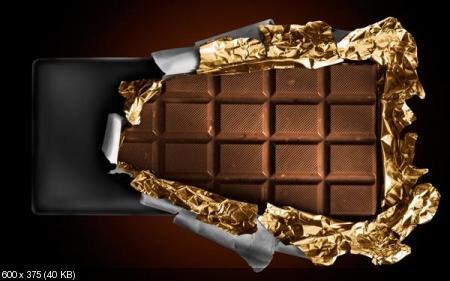 Коллекция Шоколадных обоев (2012)
