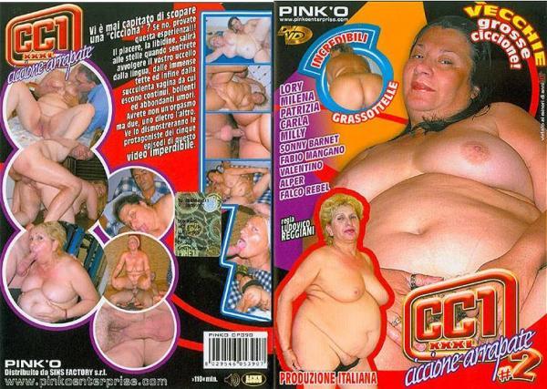 CC1-XXXL Ciccione arrapate 2 / Возбужденные толстухи 2