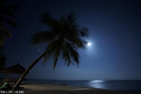 Обои для рабочего стола: Лунные пейзажи