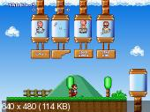Super Mario Bros 3: Mario Forever v5.9 (PC/2012)