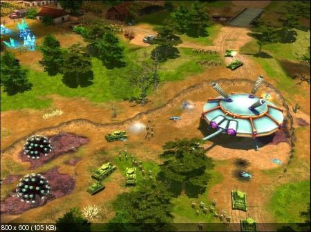 ������ ������ ������� / Stalin vs Martians (2009/RUS) Repack �� Fenixx