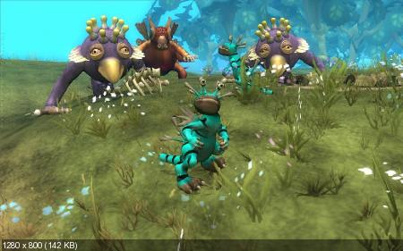 Spore™ Anthology v1.05.1 (2008-2011/RUS) RePack от R.G. UniGamers