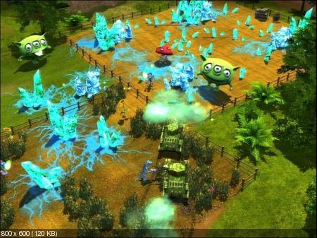 Сталин против Марсиан / Stalin vs Martians (2009/RUS) Repack от Fenixx