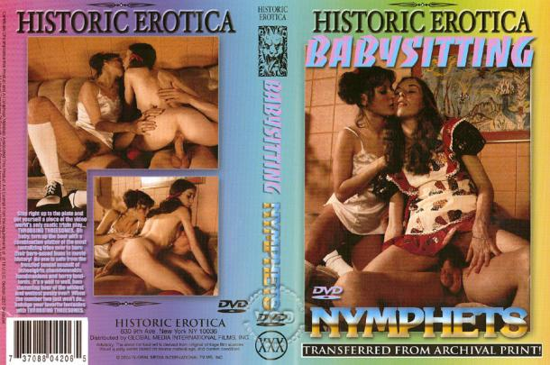 Historic Erotica - Babysitting Nymphets (1970)
