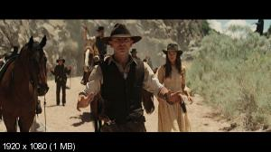������ ������ ���������� / Cowboys & Aliens [EXTENDED] (2011) BD Remux + BDRip 720p + HDRip 2100/1400/700 Mb