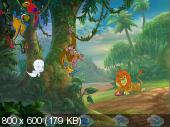 Каспер в таинственном лесу / Casper in the mystic forest (PC/L/RUS)