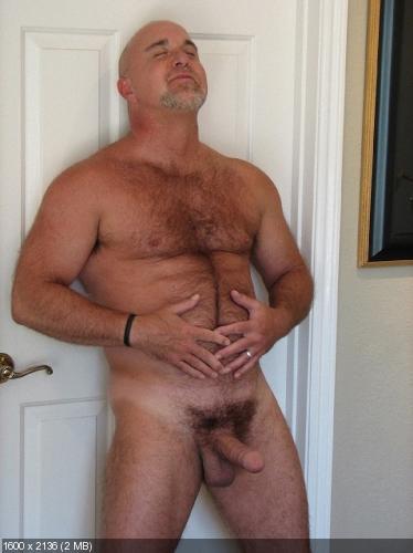 Фото зрелых мужчин голых