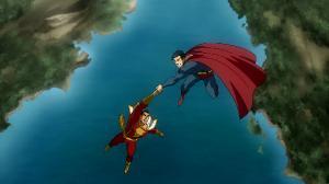 Супермен/Шазам! - Возвращение Черного Адама / DC Showcase: Superman/Shazam!: The Return of Black Adam (2010) BDRip 1080p