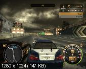 NFS Most Wanted Black Edition 1.3 (Repack Creative/FULL RU)