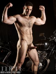 Ace Malone - World Of Men - The Hottest Real Men