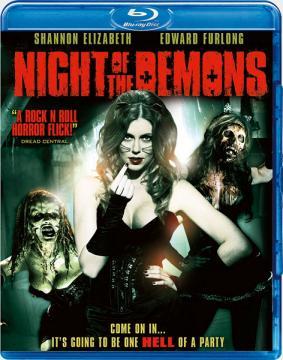 ���� ������� / Night of the Demons (2009) BDRip 1080p