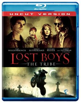 �������� ������ 2: ����� / Lost Boys: The Tribe (2008) BDRip 1080p