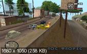 GTA San Andreas - Copland Ver.2.0 (PC/Repack Creative)