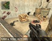 Counter Strike: Source - Modern Warfare 3 (PC/2012)