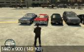 GTA 4 v.1.0.7.0 + Ultimate Vehicle Pack v6.0 (PC/RePack)