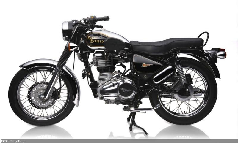 Мотоцикл Royal Enfield Bullet G5 Deluxe 2012
