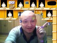 13 игр с web-кaмeрoй [2008, Аркaдa]