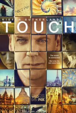 Связь / Прикосновение / Touch [Сезон: 1] (2012) WEB-DL 720p | Первый Канал